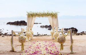 VIP Cabanas for Weddings