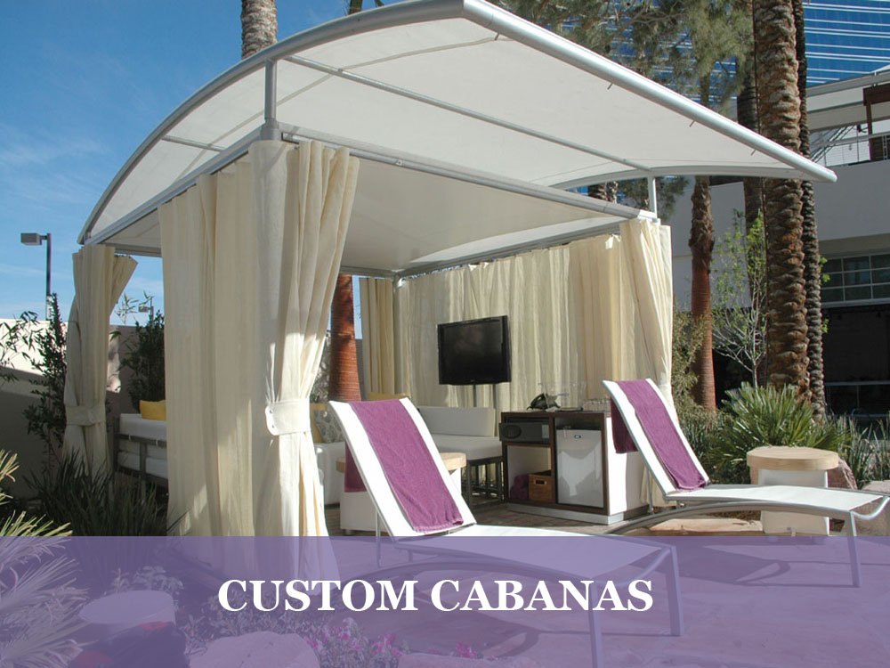 Custom Cabanas | Resort Cabanas
