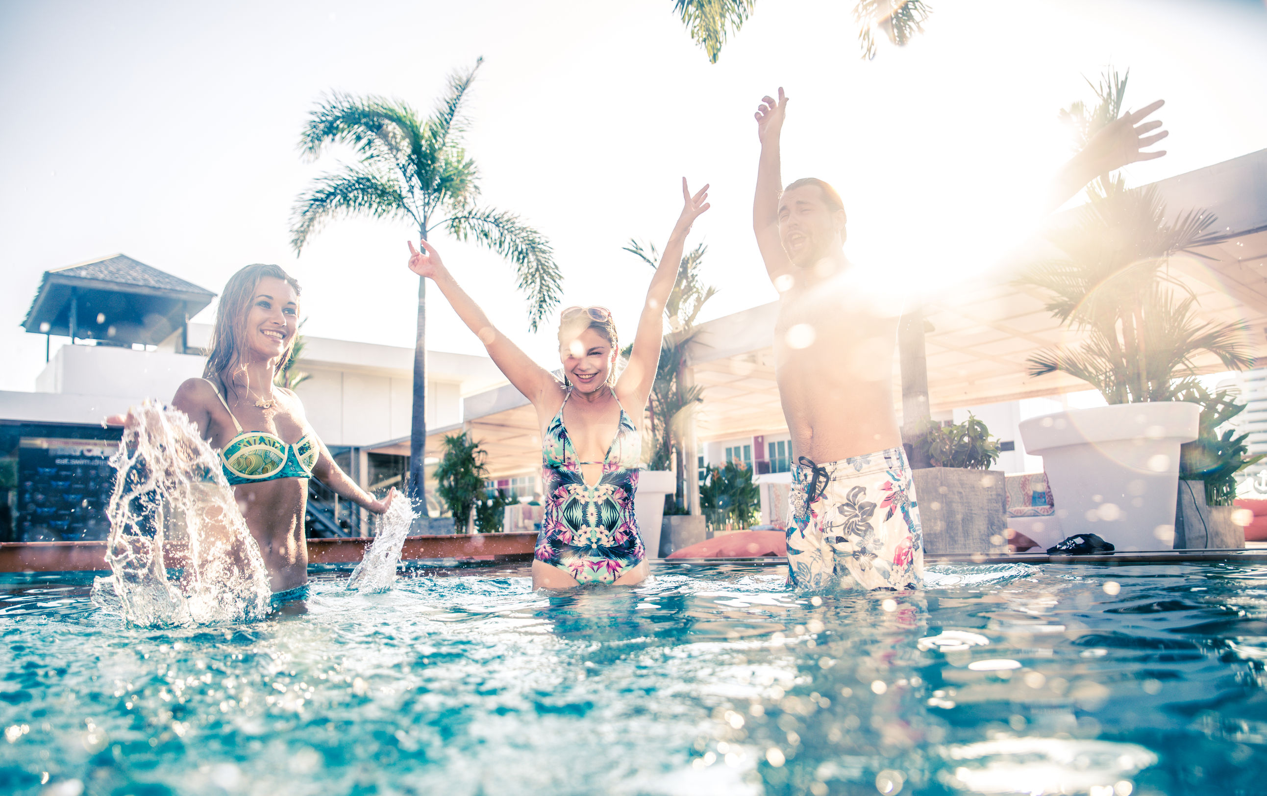 Market Your Summer Excitement with a Pool Cabana Rental Giveaway